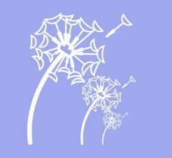 Dandelion_Vector_W_on_P